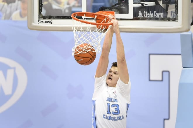 Walker Kessler inspired UNC to a big surge and win Saturday while drawing a swell of appreciation for its fans.