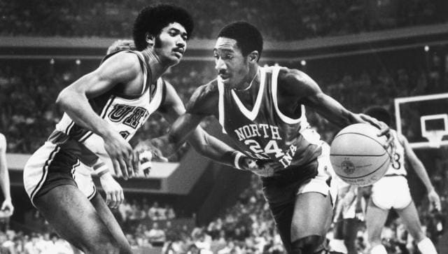 Walter Davis is one of the most consistent and reliable players in North Carolina basketball history.