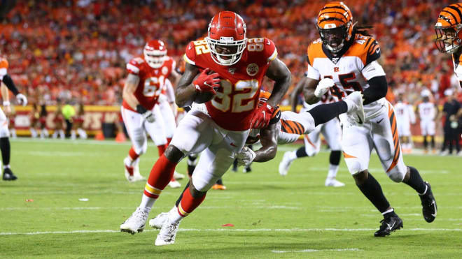 Former Western Kentucky tight end Deon Yelder (Photo: Chiefs.com)