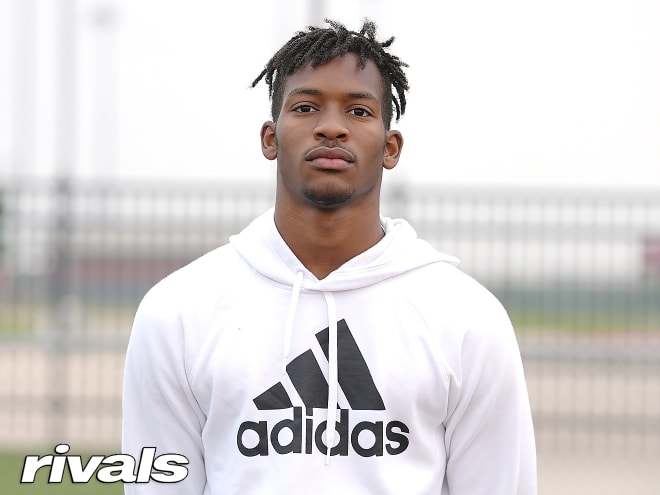 Texas offered WR Braylon James last week and he'll visit UT this weekend.