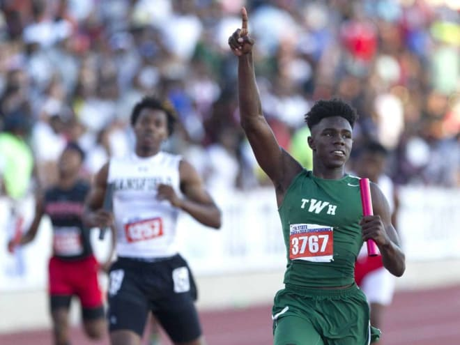 Carter helped led The Woodlands to a Class 6A State Championship in Track & Field last season