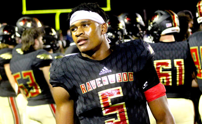 Rivals100 linebacker Junior Colson is committed to Michigan Wolverines football recruiting, Jim Harbaugh.