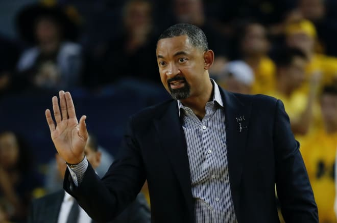Michigan Wolverines basketball coach Juwan Howard has five four of five-stars among his six class of 2021 signees.