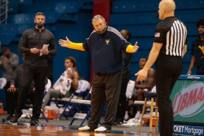 The West Virginia Mountaineers basketball program is looking for a replacement for Buffalo.