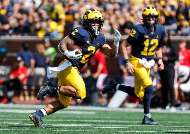 Michigan Wolverines football Blake Corum