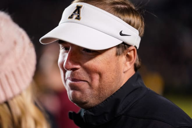 Eli, word to the wise: Do NOT look at Nick Saban like this on Saturday.