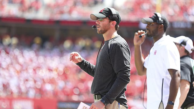 Bringing in a high-profile offensive coordinator like Kendal Briles would tell us several things about Florida State Football in 2019.