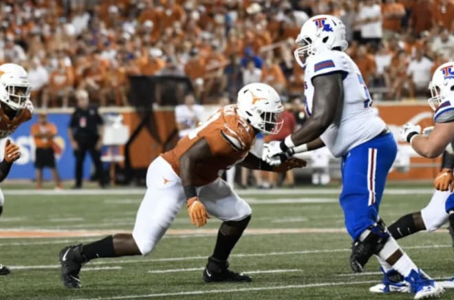 Former Louisiana Tech offensive lineman Willie Allen never took a snap for Michigan Wolverines football.