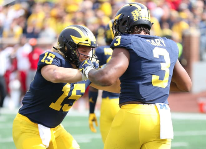 Michigan had just two players taken in last year's draft — Mason Cole and Mo Hurst.