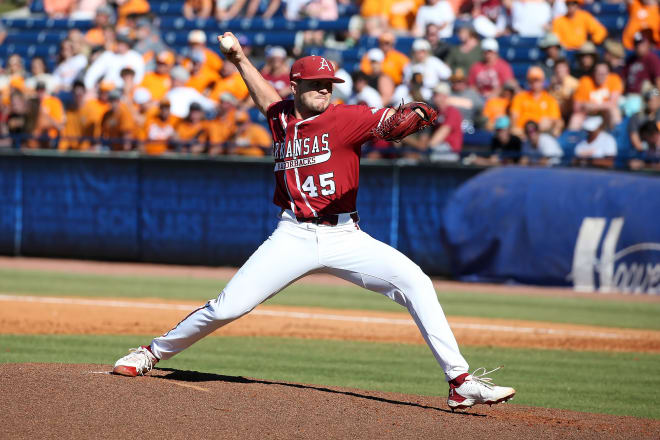 Kevin Kopps was named the National Player of the Year by Collegiate Baseball on Thursday.