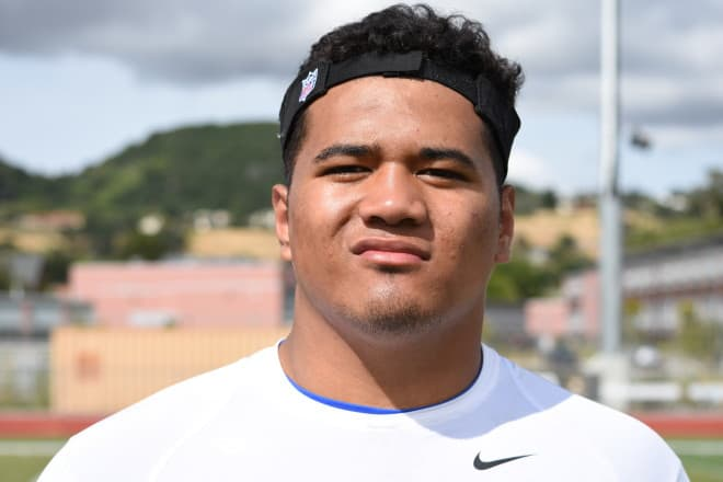 Jay Tufele headlines an impressive group of official visitors.