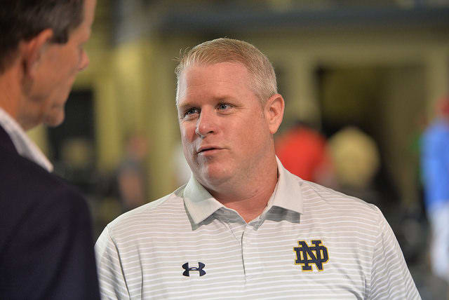 Irish recruiting coordinator Brian Polian faced and survived some unique challenges in the months leading up to the 2020 Early Signing Day.