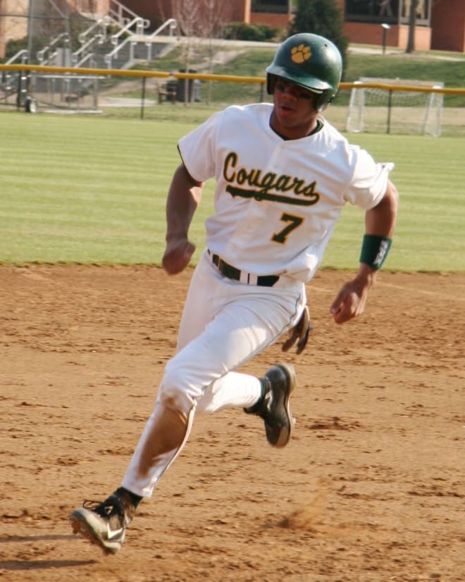 Russell Wilson was intent on playing baseball and football at whatever school he picked.