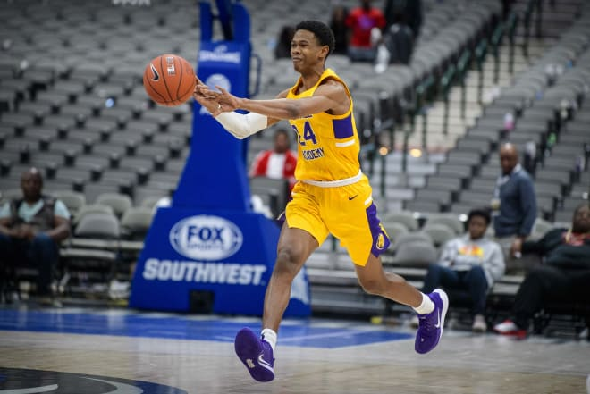 Michigan Wolverines basketball freshman Zeb Jackson was a three-time first-team All-State selection in Ohio as a prep freshman, sophomore and junior, before transferring to Montverde (Fla.) Academy as a senior.