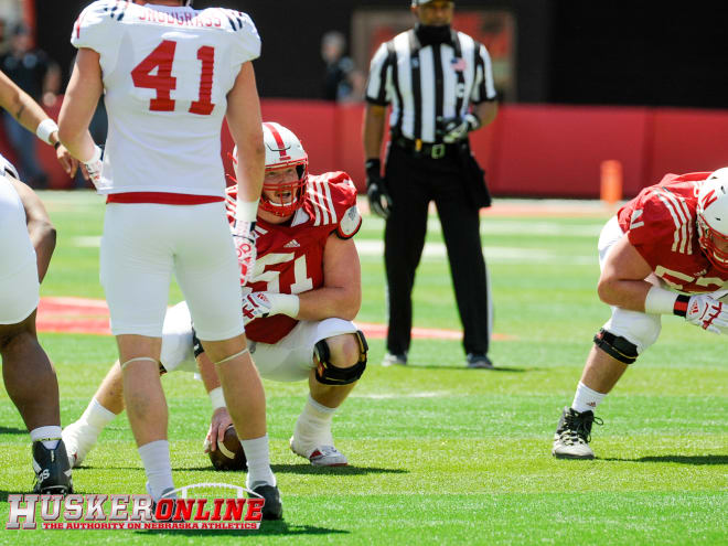 Cam Jurgens has all the talent to be a star at center, but that won't happen until his solves his snapping problem.