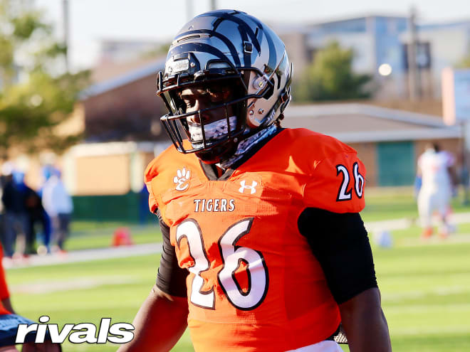 Justin Johnson was the only 4-star Illinois senior to play this spring