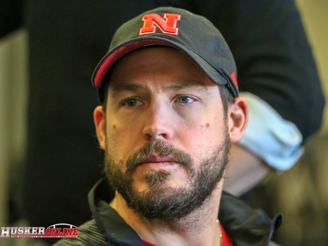 Defensive coordinator Erik Chinander.