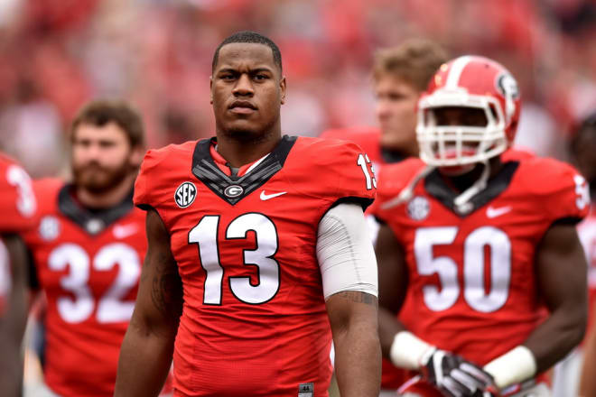 Ledbetter will need to be a leader on a young defensive line.
