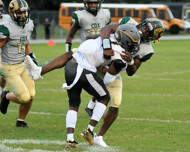 A year ago, the Falcons and Dolphins battled twice with Ocean Lakes taking each matchup