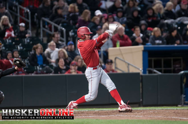 Nebraska hitters were just 1-for-9 with runners in scoring position in Saturday's loss.
