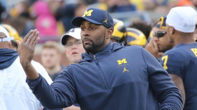 Michigan Wolverines football's Sherrone Moore