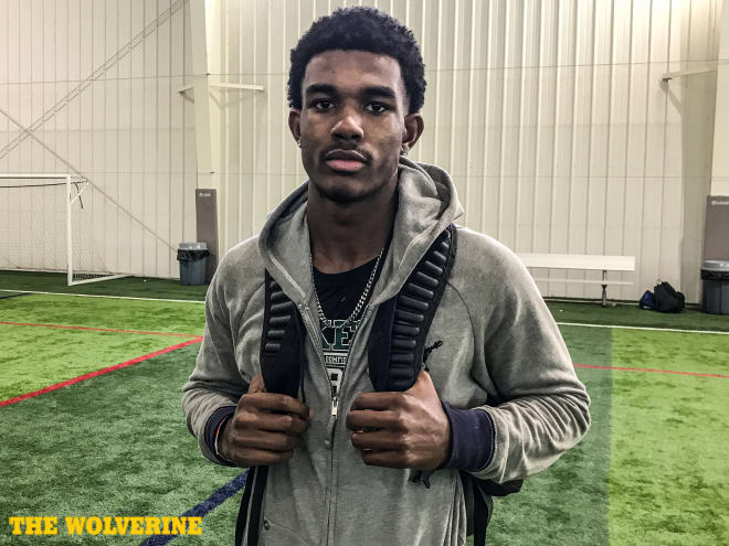 Four-star safety Makari Paige remains a target for Michigan in the 2020 class.