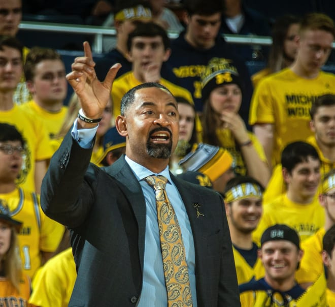 Michigan Wolverines basketball coach Juwan Howard is killing it on the recruiting trail.