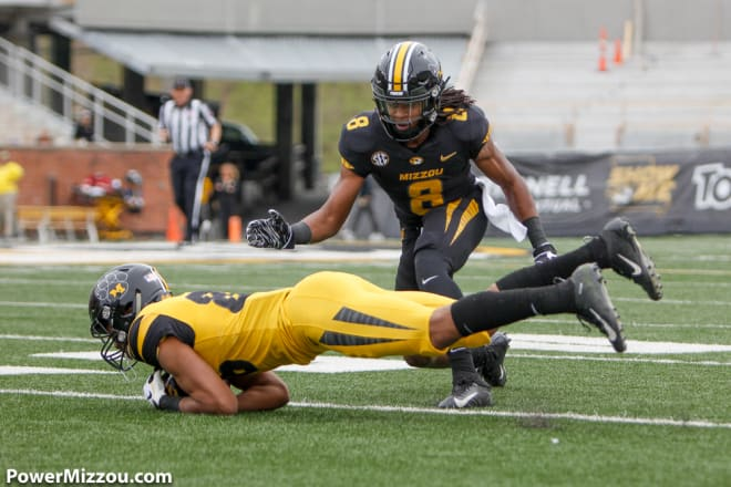 Junior Jarvis Ware will likely be asked to take over DeMarkus Acy's role as Missouri's top corner in 2020.