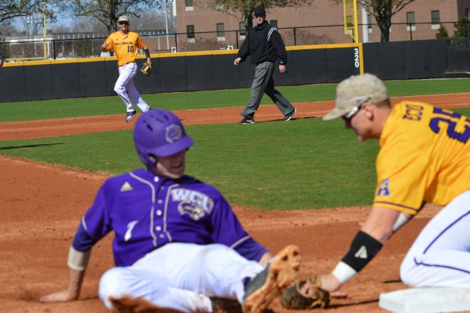 ECU put in a solid weekend of work in and got the three game sweep of Western Carolina with a 9-3 win.
