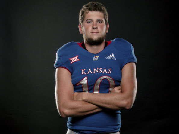 Easters is ready to enroll at Kansas next month