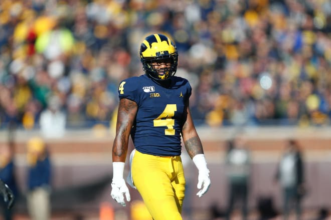 Former Michigan Wolverines football wideout Nico Collins will not return to the team.