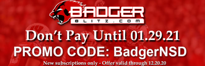 Take advantage of our National Signing Day offer at BadgerBlitz.com!