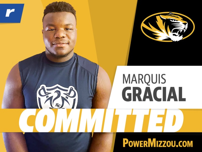 Marquis Gracial committed to Missouri on Friday