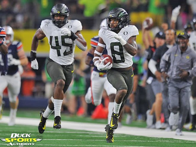 DuckSportsAuthority - Upon further review: Top grades - Auburn