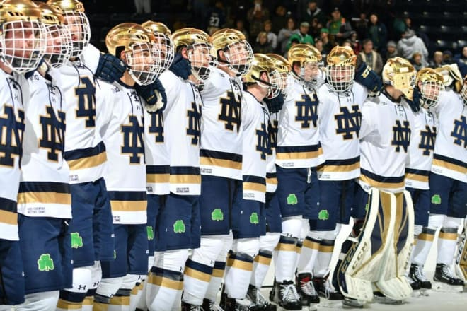 Notre Dame Fighting Irish hockey