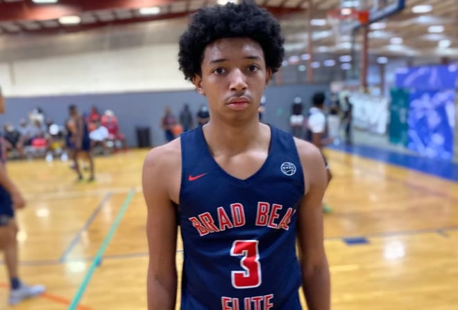 Arkansas point guard Nick Smith is the seventh member of the class of 2022 to receiver an offer from UNC.