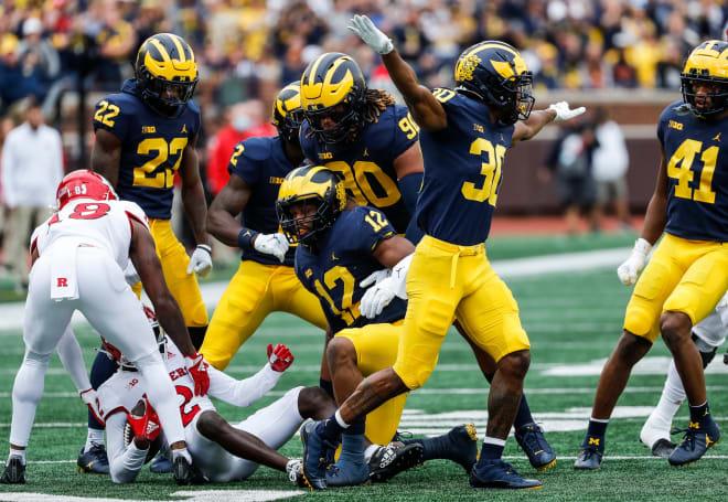 Michigan Wolverines Football: Michigan Survives To Beat Rutgers, 20-13