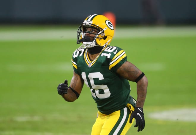Tavon Austin helped the Green Bay Packers defeat the Los Angeles Rams on Saturday.