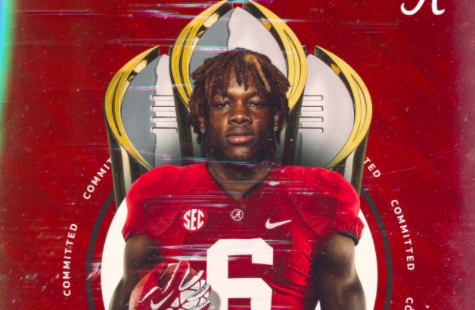 Jameson Williams announced his decision to transfer to Alabama last week.