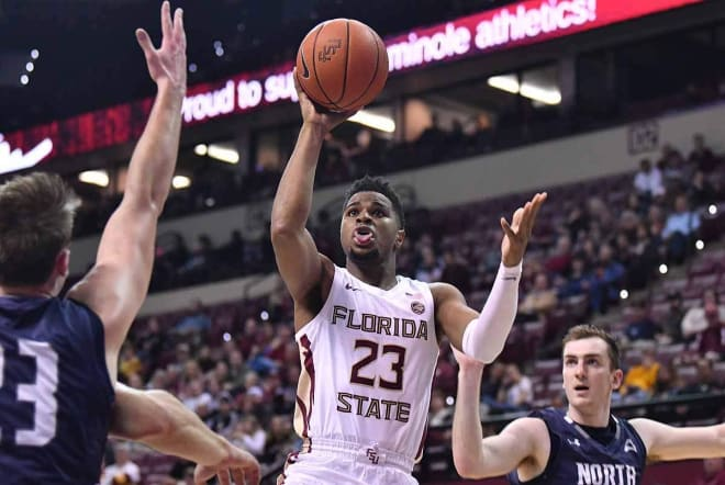 FSU senior guard M.J. Walker finished third in ACC Player of the Year voting.