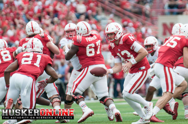 RB Mikale Wilbon and QB Tanner Lee