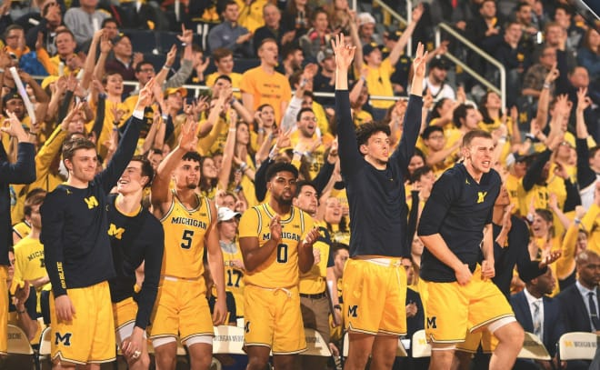 Michigan Wolverines basketball team