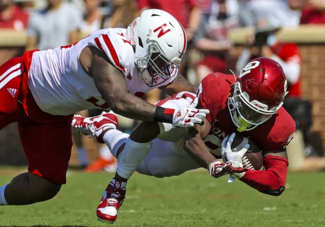 Can Nebraska's defense keep up its impressive play against another tough challenge at Michigan State?