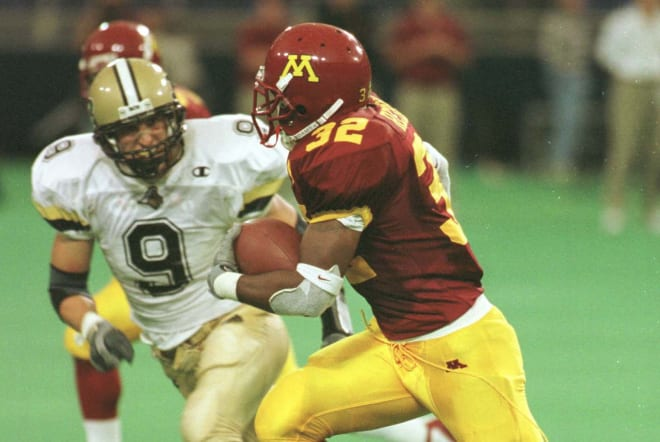 Stuart Schweigert was hailed as a futue star on signing day and lived up to the billing en route to an NFL career.