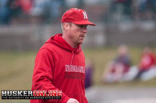 Darin Erstad notched his 200th victory as the Cornhuskers' head coach Tuesday evening.