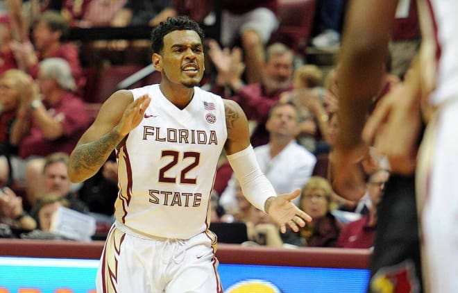 Junior Xavier Rathan-Mayes says the 'Noles embrace the doubts of college basketball experts.