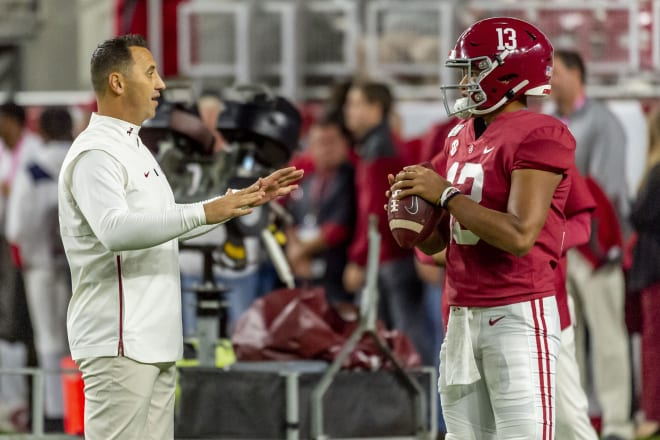 QB development is invaluable in college football, and Steve Sarkisian is excellent at it.
