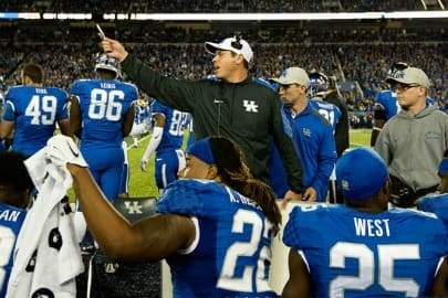 Eliot will still be the only defensive coordinator under Mark Stoops at UK.