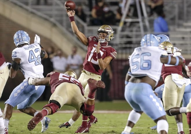 THI takes a deep look into the Tar Heels' defensive performance at Florida State on Saturday night.