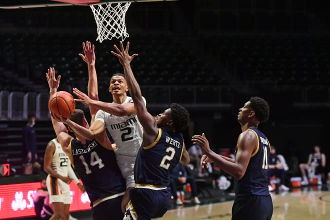 Notre Dame Fighting Irish men's basketball